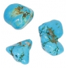 Turquonite Stabilized 15-35mm Blue Nugget Various Sizes